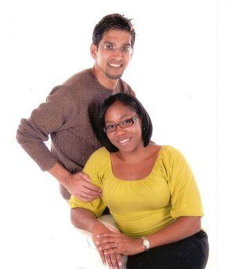 Radeen and Kahlilah Guyah