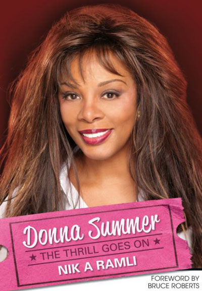 DONNA SUMMER: THE THRILL GOES ON