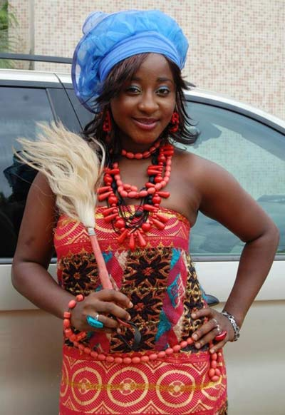 Beautiful Nollywood Celebrities In African Wear Dunia