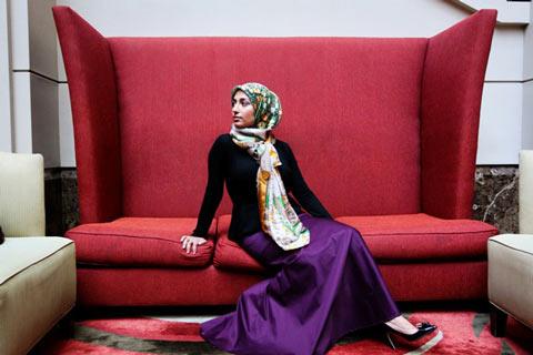 Black Muslim Women Dress