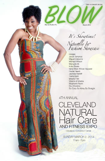 4TH ANNUAL CLEVELAND NATURAL HAIR & FITNESS EXPO