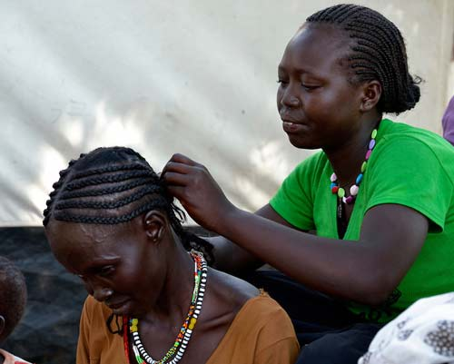Women Of South Sudan The Unifying Force For Development