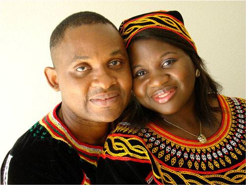 Dr Ngwa Family