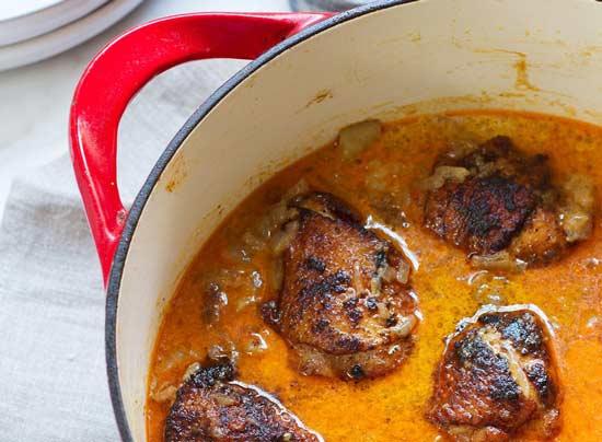 authentic chicken paprikash recipe