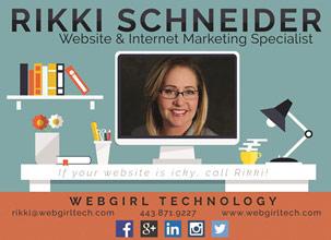 Rikki Schneider, Webgirl Technology