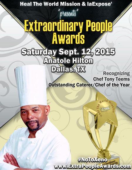 chef's award