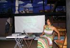 Lisa Aubrey on Bimbia