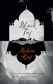 Black Taj by Mohini Kent
