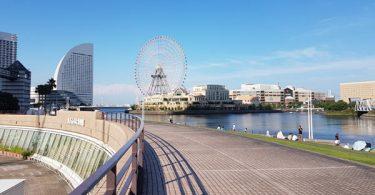 Six days and seven nights in Yokohama