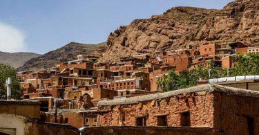 Abyaneh-village