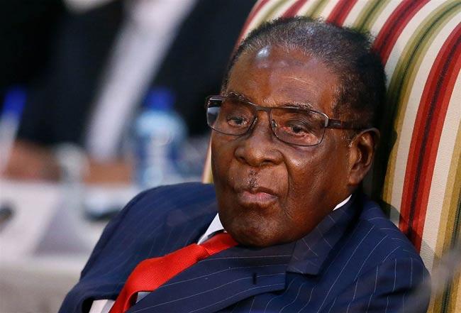 Mugabe named health ambassador